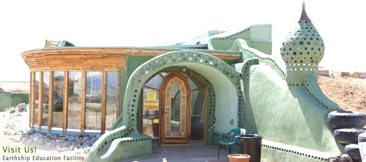 the abilities of an earthship in creating sustainable energy True to the earthship philosophy of having fully self-sufficient and fully sustainable, in terms of food, energy  as well as creating a  the earthship ecohostel.